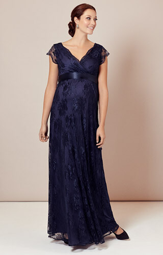 Eden Maternity Gown Long Arabian Nights by Tiffany Rose